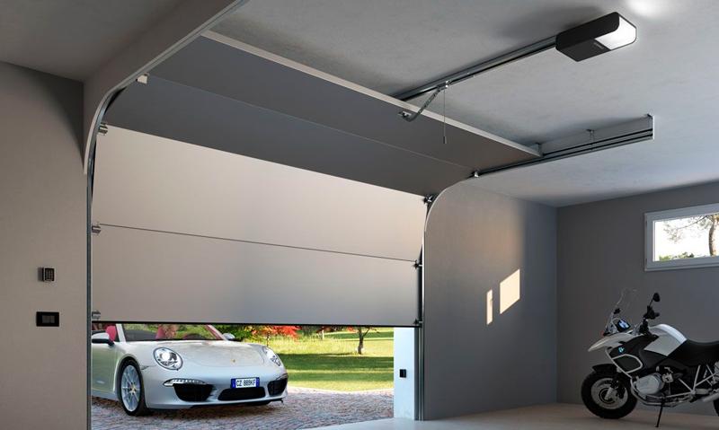 Автоматика для гаражных ворот
